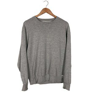 Vintage Russell Grey Blank Crew Neck